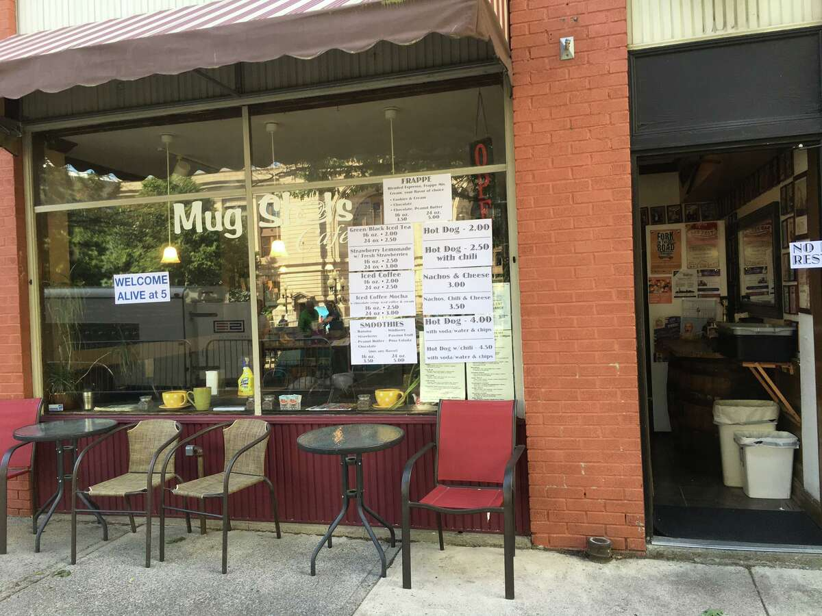 Corinne Masino, owner of Mug Shots Cafe in Albany, is planning a Delmar cafe