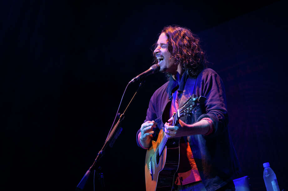 Chris Cornell performs at the Palace Theater in Albany, N.Y., on July 1, 2016. Photo: Trudi Shaffer Hargis/Times Union