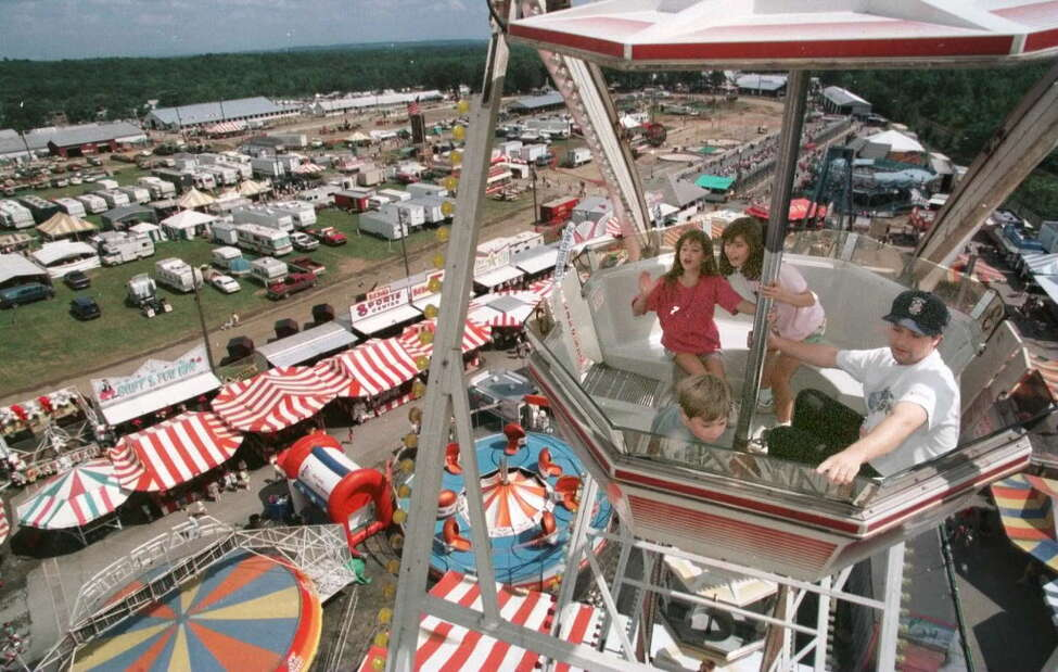 The Altamont Fair had a demolition derby, wooden grandstands and did fireworks for July 4th. You could also eat at The Penguin in the village.