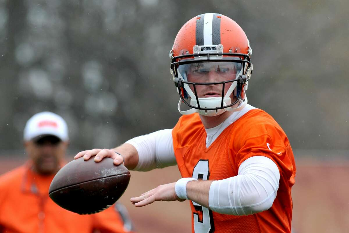 The Seahawks reportedly put an unsuccessful waiver claim in on former Cleveland Browns quarterback Connor Shaw last week, highlighting the team's unsettled backup quarterback situation heading into training camp. Check out the rest of the gallery for some of Seattle's potential veteran options.