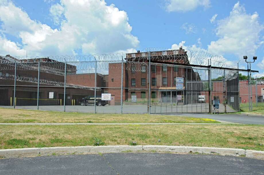 Exterior of the Albany County Correctional Facility in Colonie, N.Y. Photo: Lori Van Buren