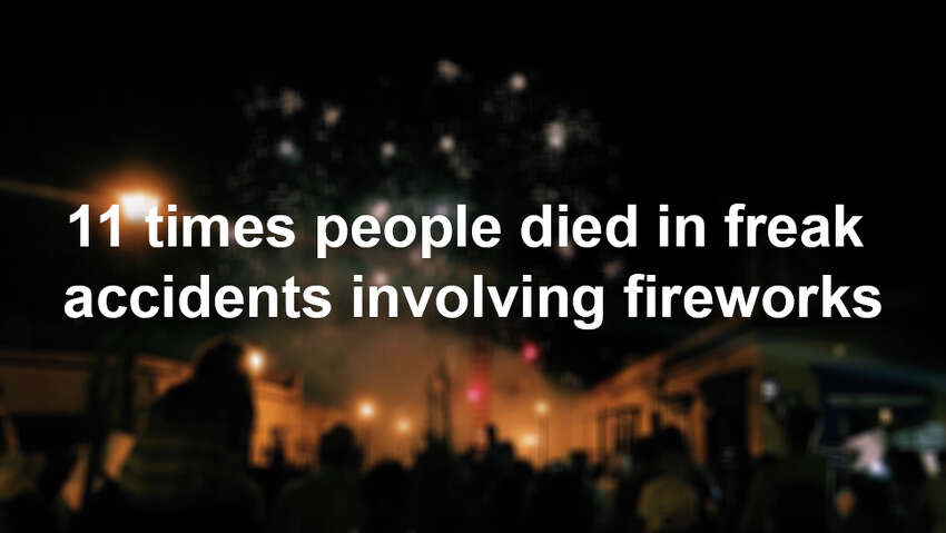 The U.S. Consumer Product Safety Commission has the unfortunate task of recording every incident involving fireworks and bodily harm. Click ahead for to see the fireworks-related incidents that killed Americans in 2015.