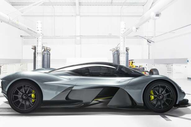 Aston Martin Lagonda is teaming up with Red Bull Racing to build what may become the world's fastest production car. Codenamed AM-RB 001, between 99 and 150 vehicles are set to be produced, including 25 track-only versions.