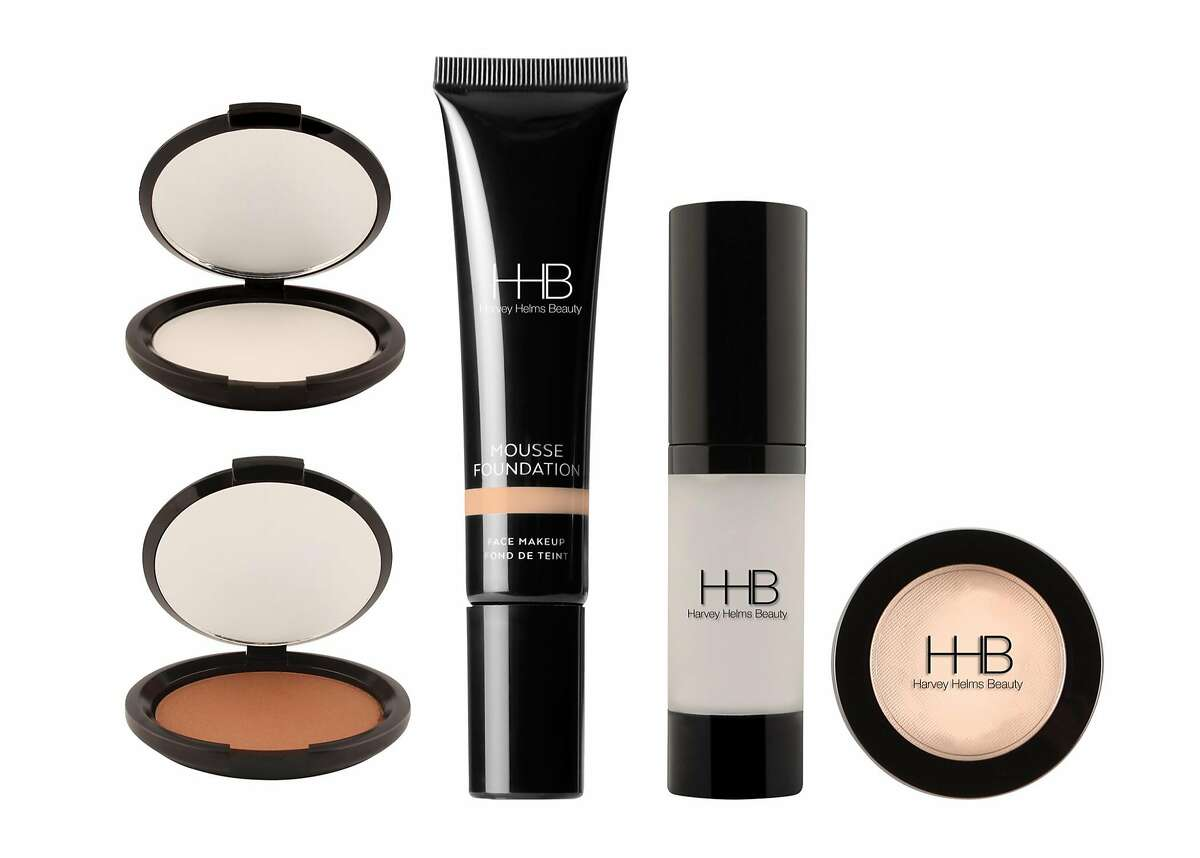 Former Revlon exec, author and Silicon Valley stylist Harvey Helms introduces Harvey Helms Beauty, a cosmetics company with paraben-free and cruelty-free products sold online. He launched at the home of a Silicon Valley executive in May.