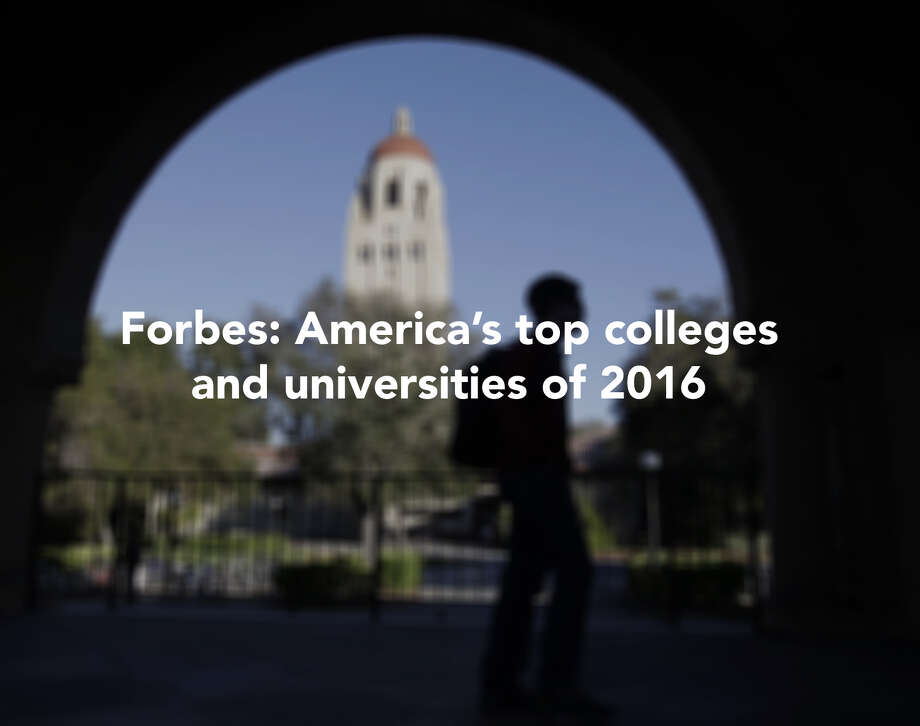 Forbes has released their 9th annual top colleges rankings and their 