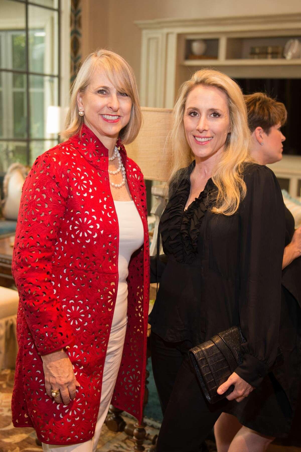 Susan Hansen and Christie Sullivan