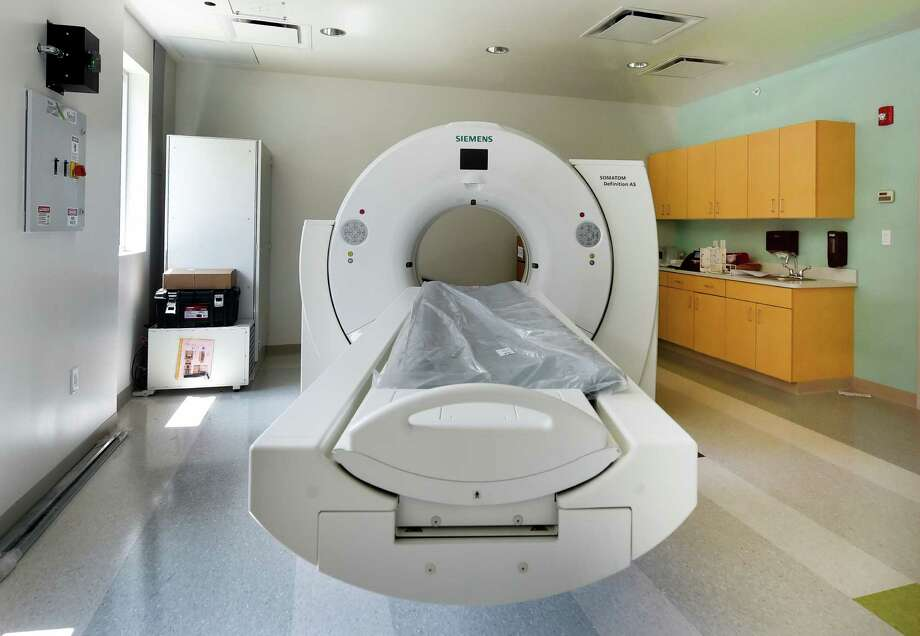 Interior view of the MRI suite at the new Community Care building Tuesday July 5, 2016 at 1783 Route 9  in Clifton Park, N.Y. (Skip Dickstein/Times Union) Photo: SKIP DICKSTEIN / 20037204A