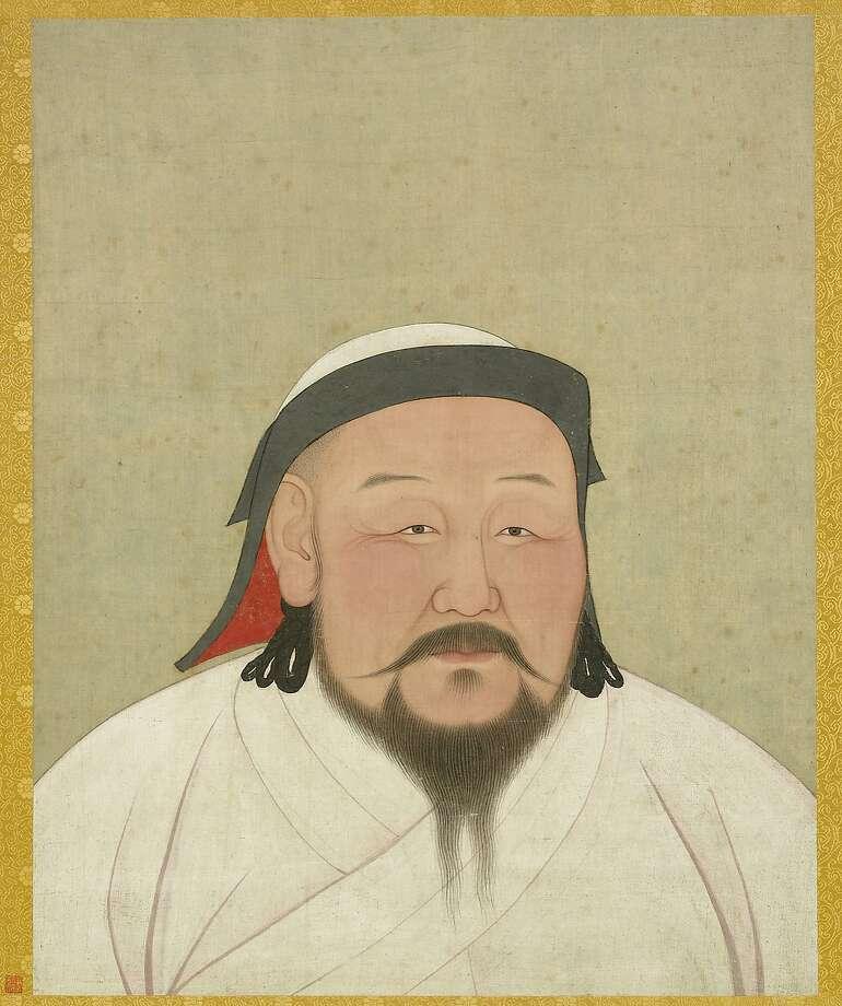 Kublai Khan Photo: Asian Art Museum