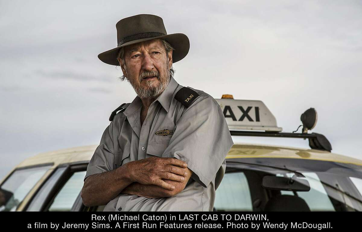 Terminally ill Rex (Michael Caton) decides to drive his taxi to see a right-to-die doctor in