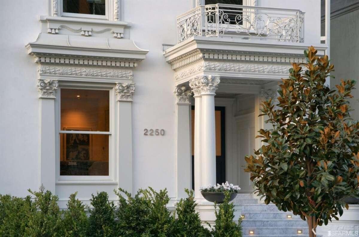 1902 Beaux Arts facade