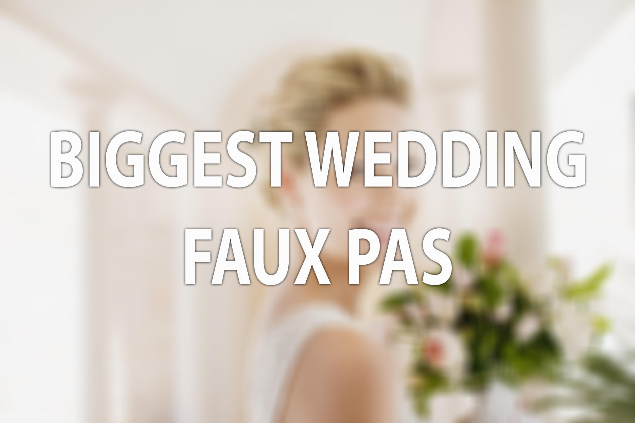 Watch Wedding Etiquette 101: The Guest Faux Pas You Don't Want to Make video