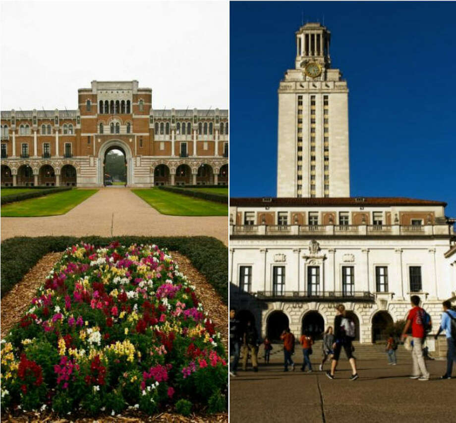 Some nationally Texas schools were shut out of Forbes latest list of top colleges and universities in America. Click the gallery to see which ones made the cut.