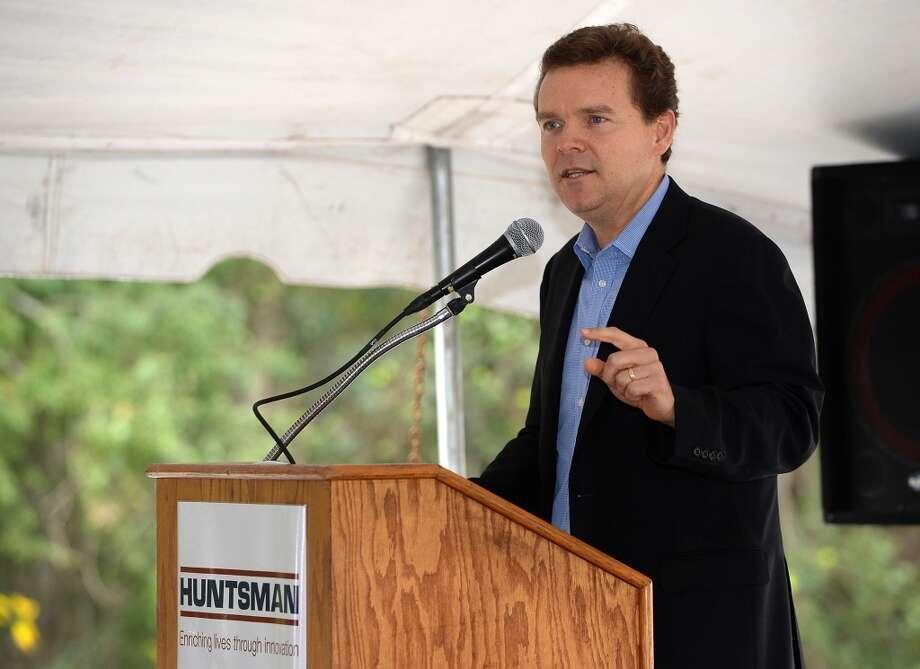PeterHuntsman, CEO of HuntsmanCorp.