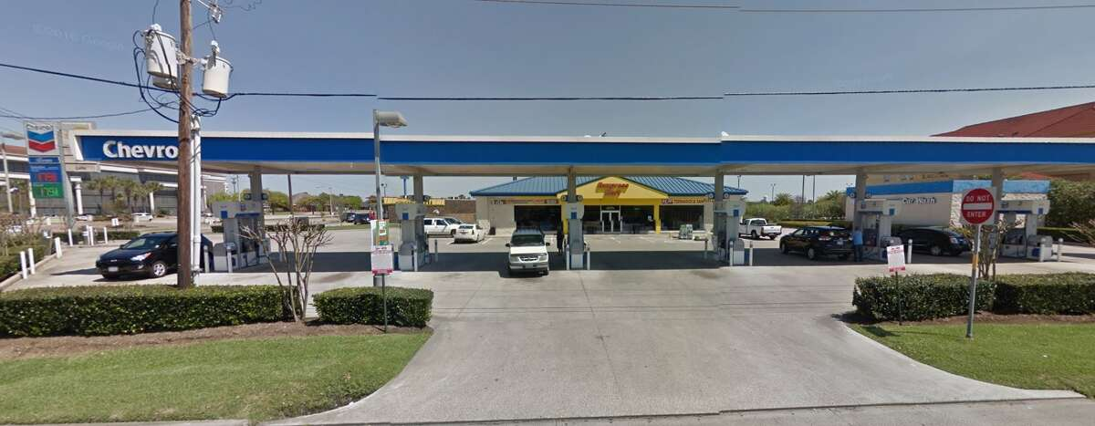 An off-duty security guard fired at the tires of a vehicle occupied by two suspected beer thieves at the Exxpress Mart on Jimmy Johnson Boulevard in Port Arthur early Saturday. Passenger Shalala Fletcher, 36, was hit by a bullet and died, according to Port Arthur Police Department.