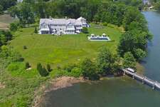 20 Juniper Rd. Darien, CT   Private Island on the Long Island Sound  Price: $17.5 million   Read more at toptenrealestatedeals.com
