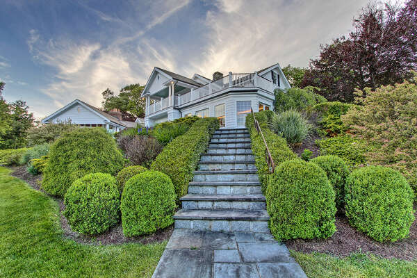 This Fairfield home is currently on the market for $2.9 million.