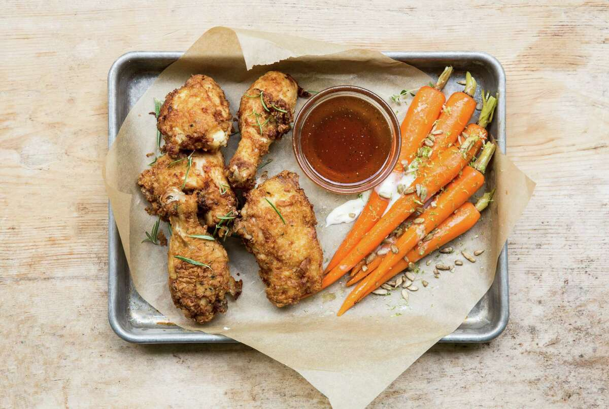 The fried chicken at Relish Restaurant Bar, the second enterprise from the owners of Relish Fine Foods. >>Click to see the season's most anticipated restaurant openings in Houston.
