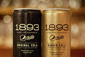 Pepsi's throwback version of its cola is Pepsi 1893. It comes in original and ginger flavors.