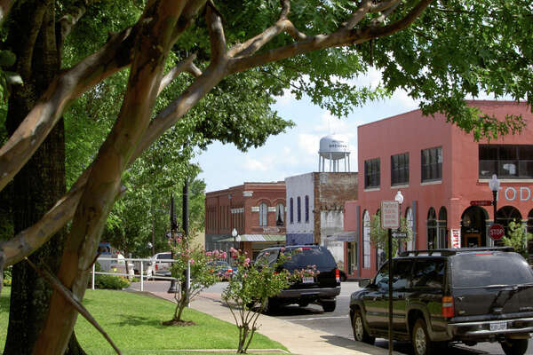 Visit Brenham, Texas