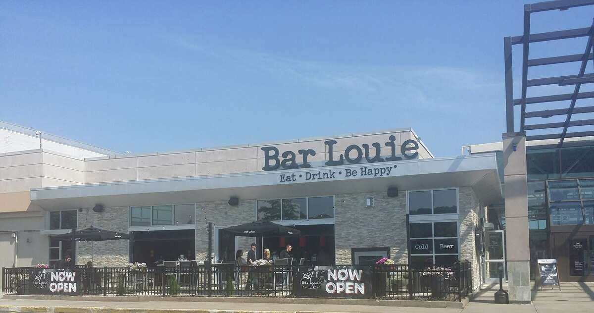 Bar Louie has a new home at the Connecticut Post mall in Milford.