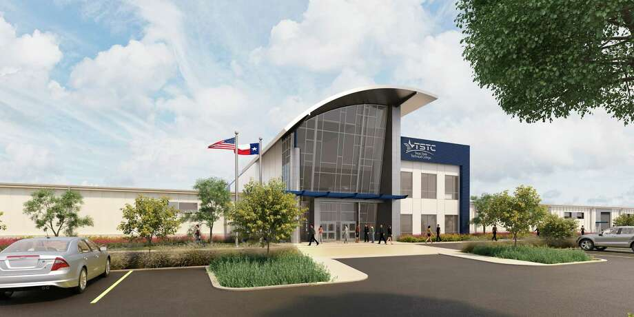 Construction on the first facility of the new Texas State Technical College (TSTC) campus in Fort Bend is on track to be completed in time for the first day of technical education classes on Aug. 29.