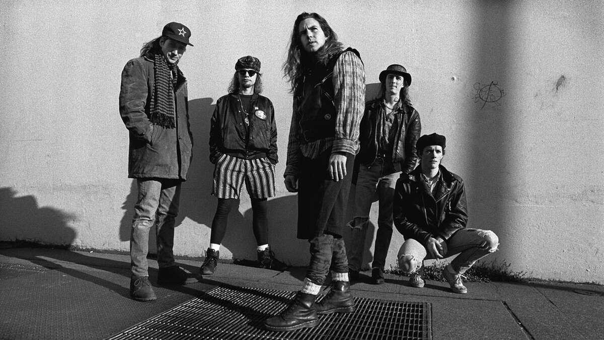 Pearl Jam in 1992