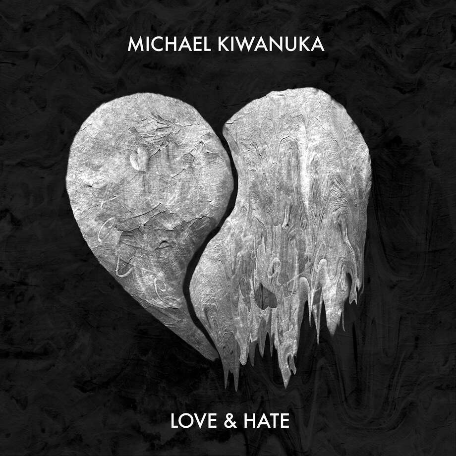 Michael Kiwanuka's second album is 'Love &Hate' Photo: Universal