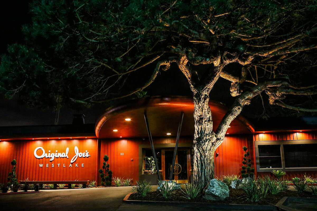 Joe's of Westlake, which has been completely remodeled will open after being closed for over two years, in Daly City, California on Tuesday, February 14, 2016.