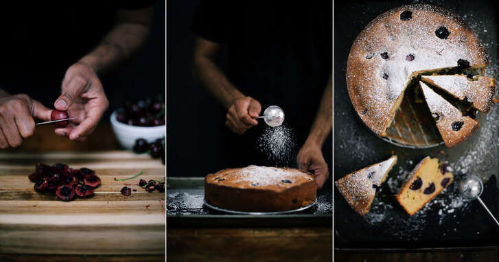 Nik Sharma has won multiple photography awards for his food blog, A Brown Table.