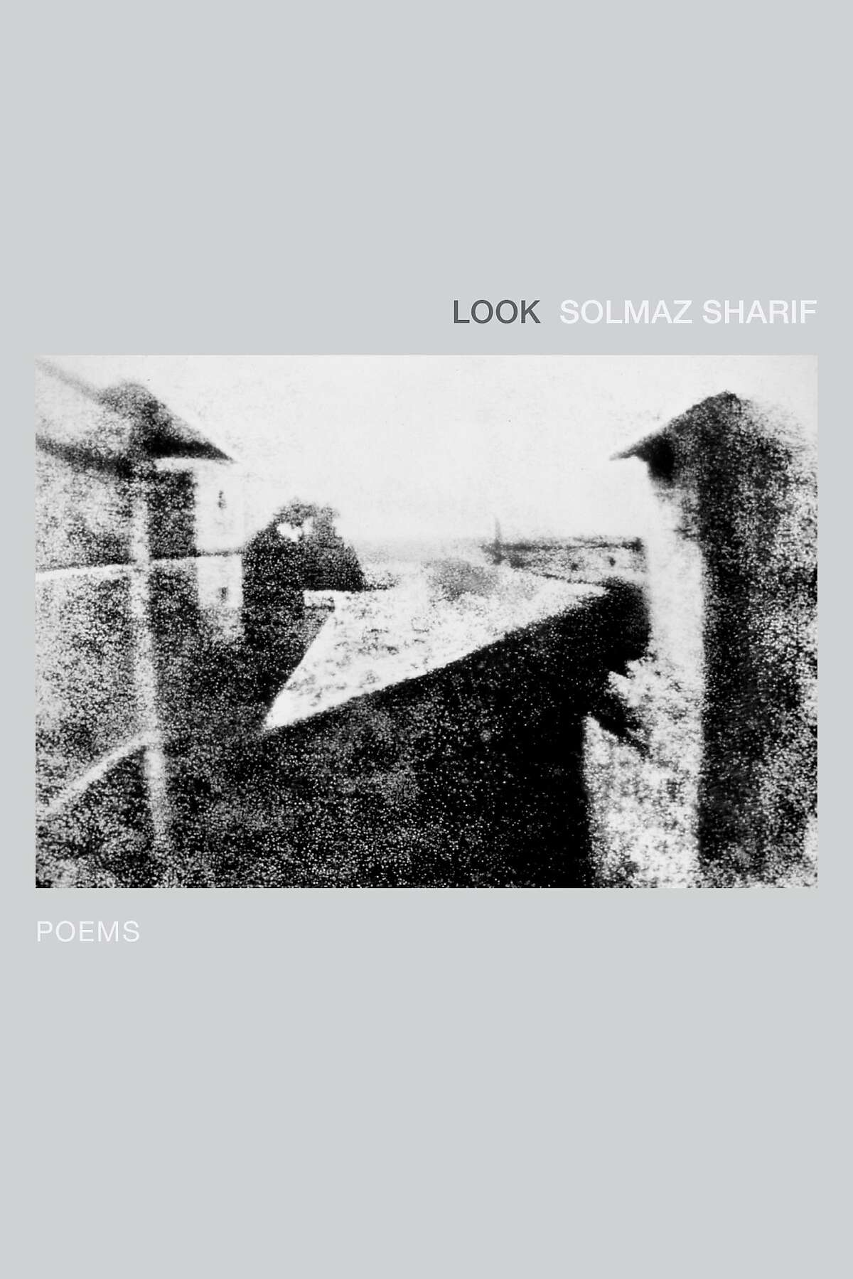 """Look"" by Solmaz Sharif."