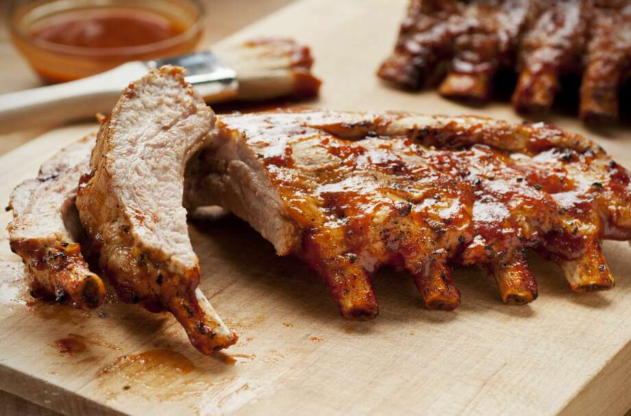 FILE - Reynolds Wrap is looking for the next rib expert who will indulge on slabs of grilled cuts on a $10,000 stipend.  Photo: Michael Phillips/Getty Images