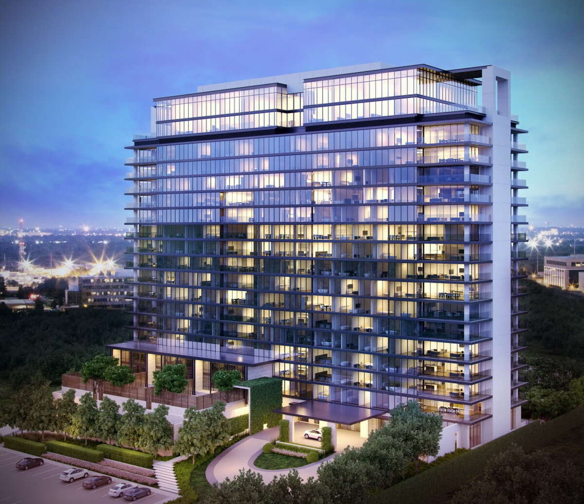 The River Oaks Developer: Arel Capital Address: 3433 Westheimer Announced: 2015 Prices: $875,000-$13 million Units: 79 Percent sold: 50 Status: 2017 opening
