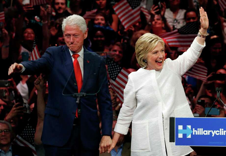 Does Bill really want Hillary to be president? - San ...