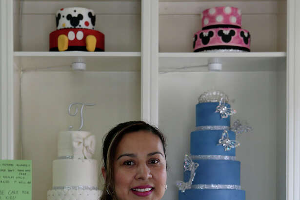 Letty Medrano runs Letty's Cakes and More at 1717 Fredericksburg Road. Her business won Reader's Choice for best bakery.