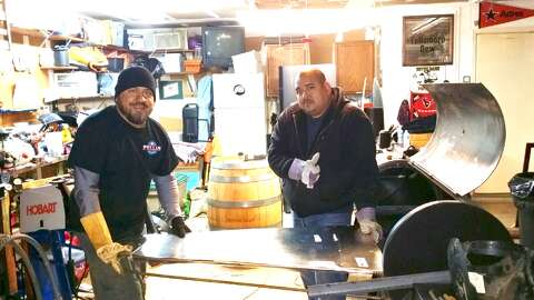 Barbecue master seeks new success after TV show - San Antonio