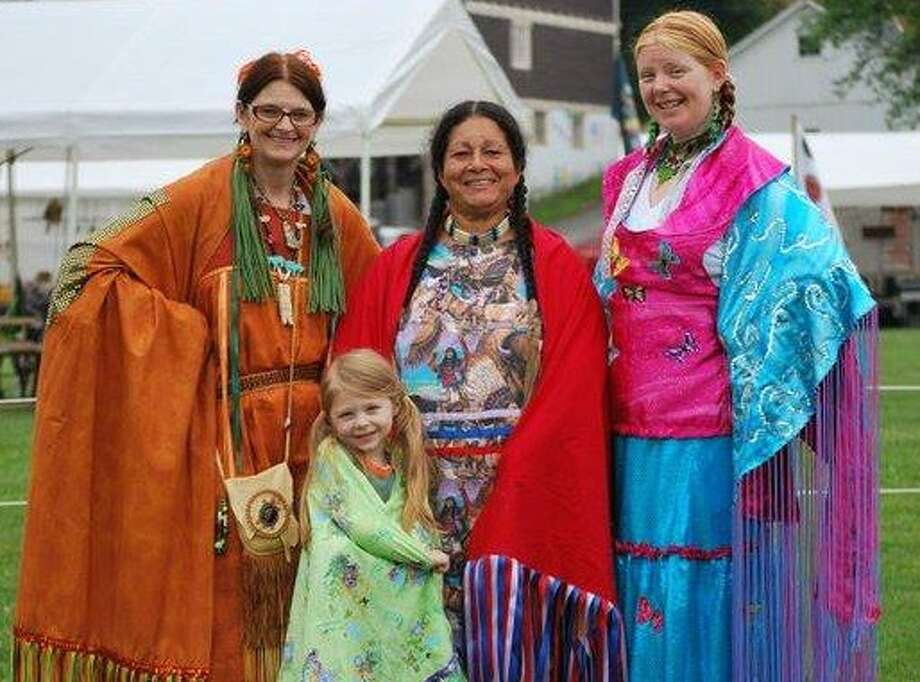 The Wolf Clan celebrates the spirit of the wolf, at its seventh annual Native American Festival on August 27 and 28 in Broadalbin. (Submitted photo)