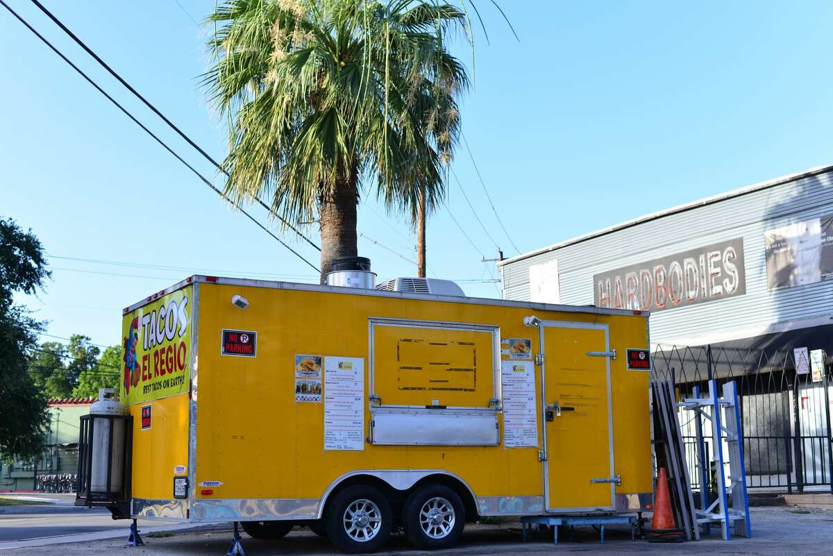 3. For tacos, the truck outside Hardbodies