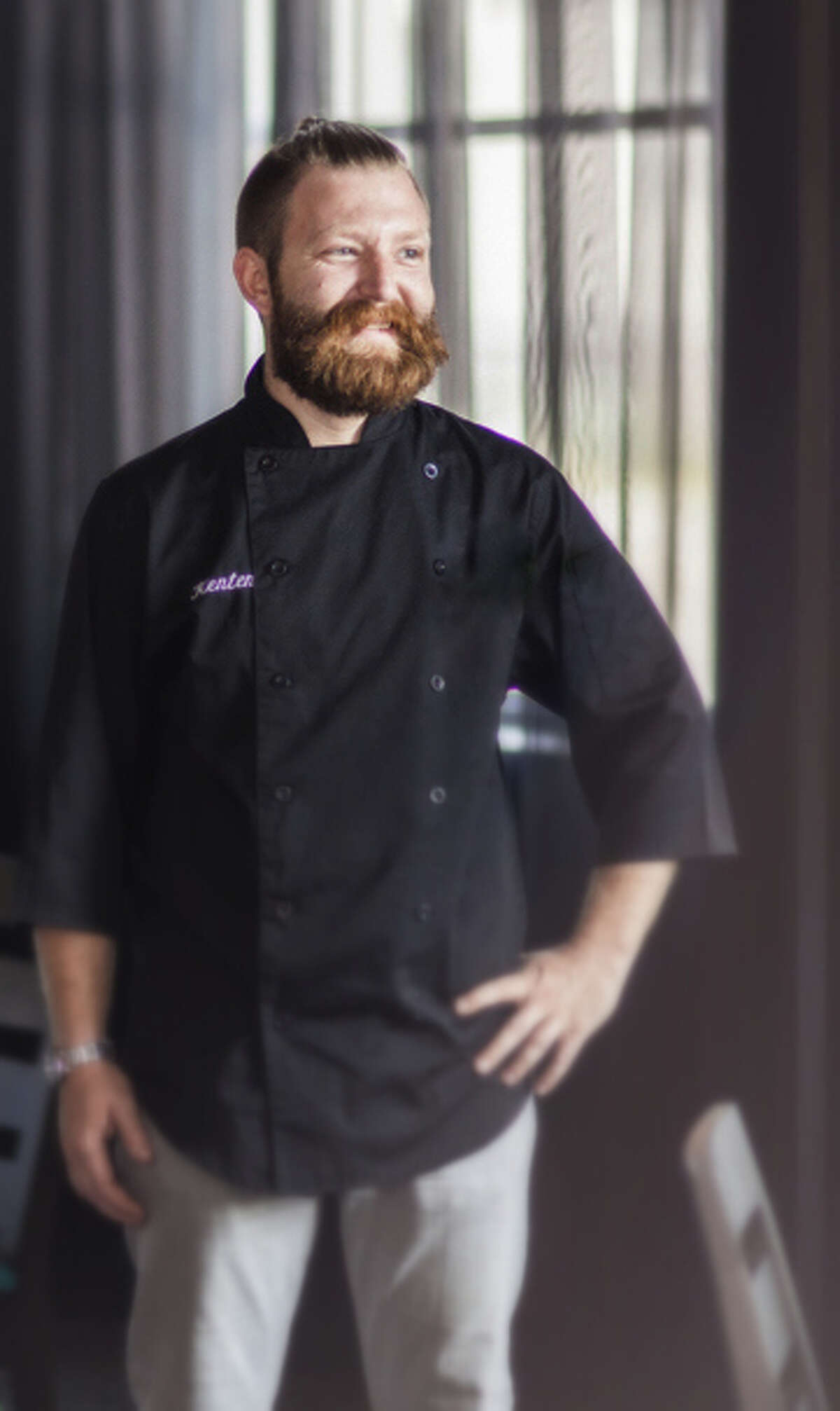 Kenten Marin is the new executive chef of Shade restaurant in the Heights.