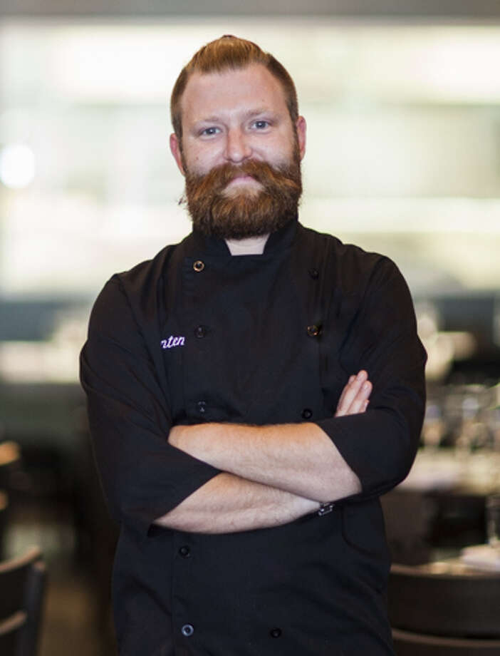 Kenten Marin, executive chef of Shade restaurant in the Heights, has joined the team at Presidio as chef de cuisine. Photo: Julie Soefer