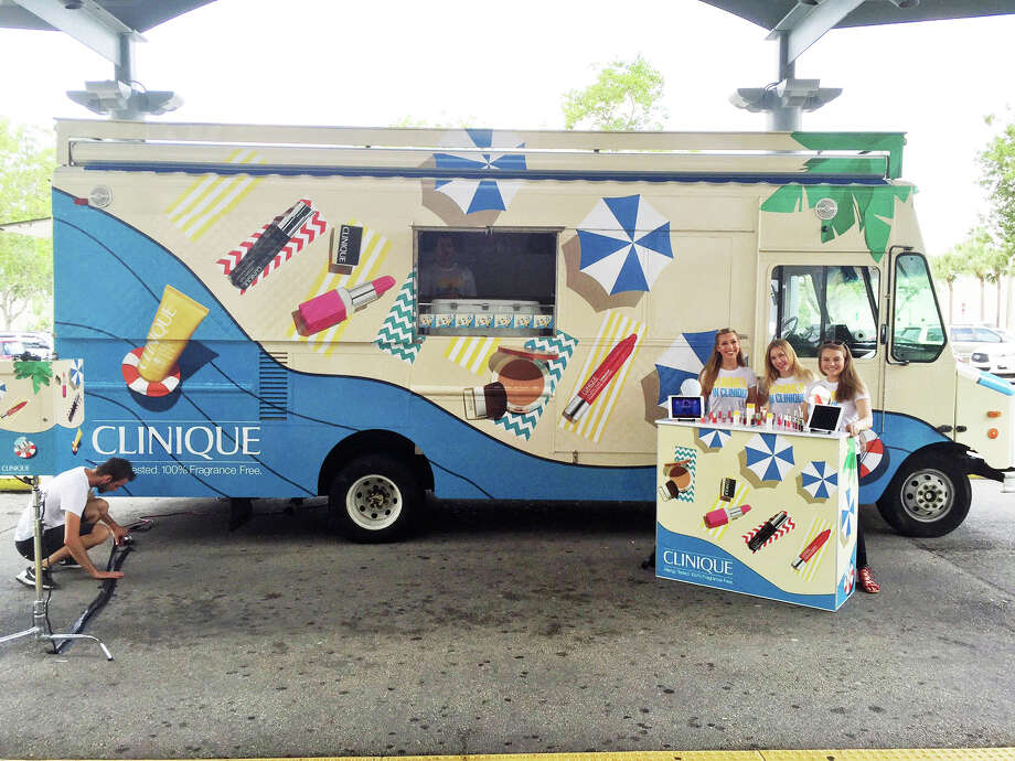 "Clinique's ""Summer in Clinique"" Food Truck will be in Houston July 8 and 9. Photo: Clinique"