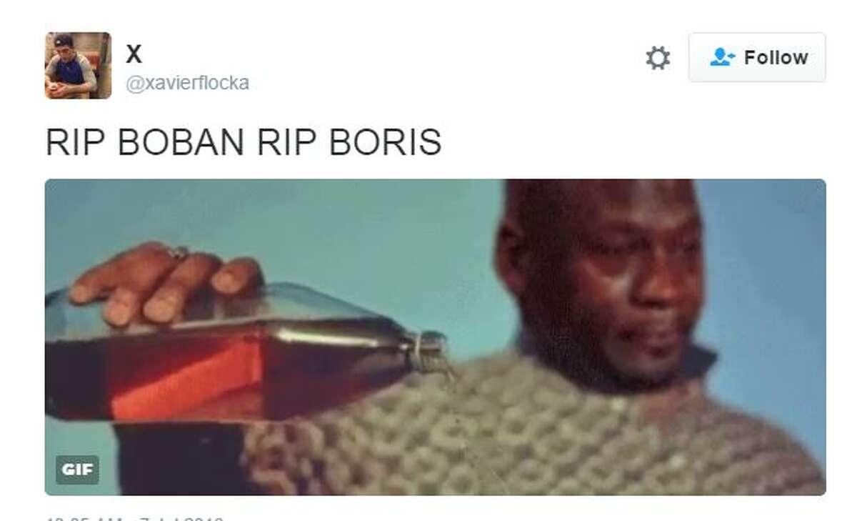 @xavierflocka: RIP BOBAN RIP BORIS