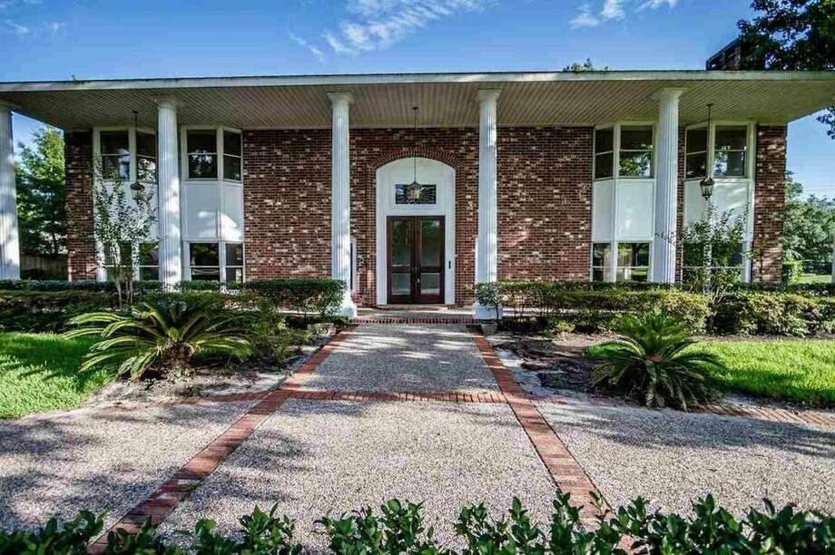 4395 Thomas Court, Beaumont, Texas 77706 $375,000. 4 bedrooms; 3 full, 3 half bathrooms. 5,206 sq. ft., 0.61 acres. Photo: Realtor.com