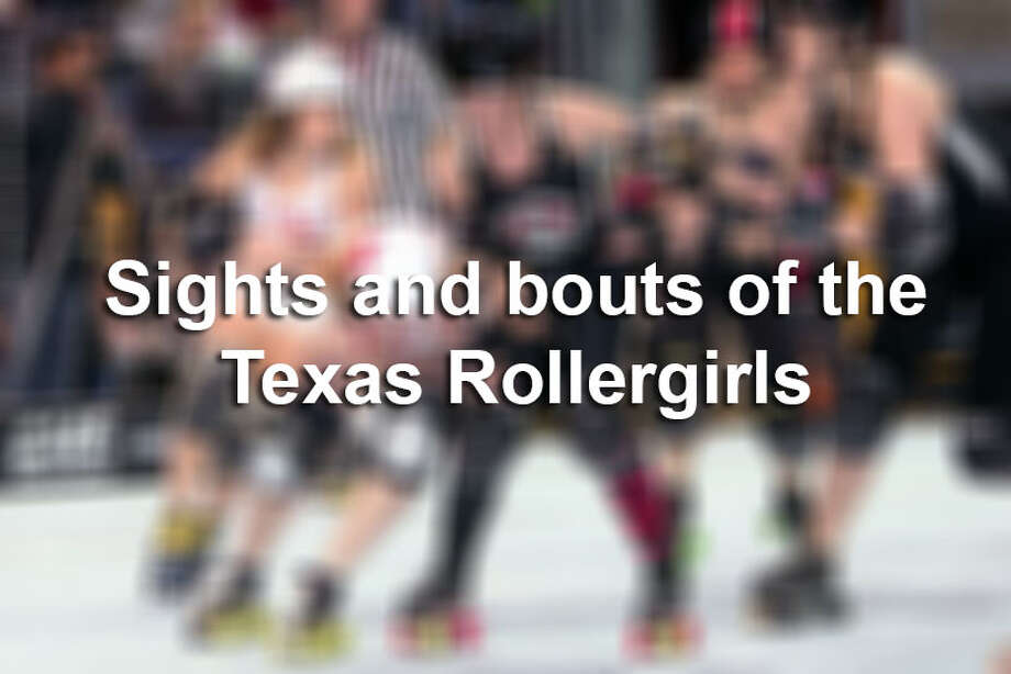 Click through the slideshow to view Flickr photos of the Texas Rollergirls and their six teams Photo: Flickr