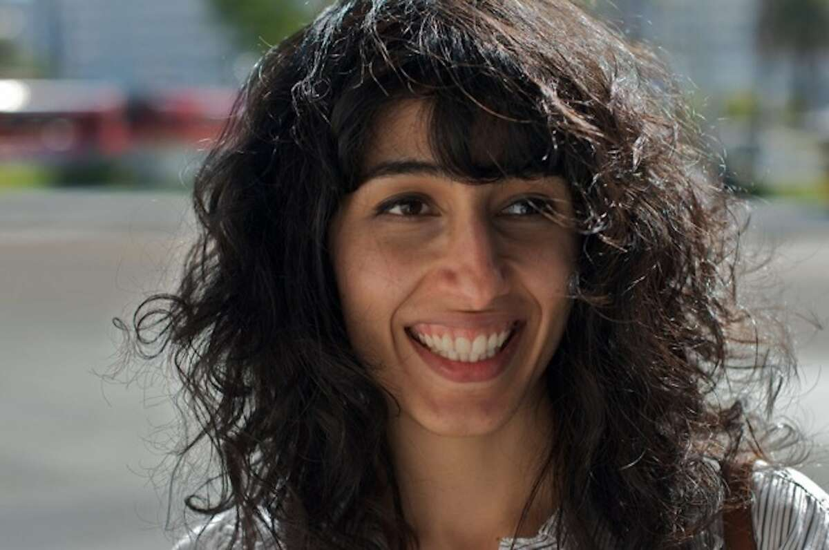 Poet Solmaz Sharif reads from her debut collection,