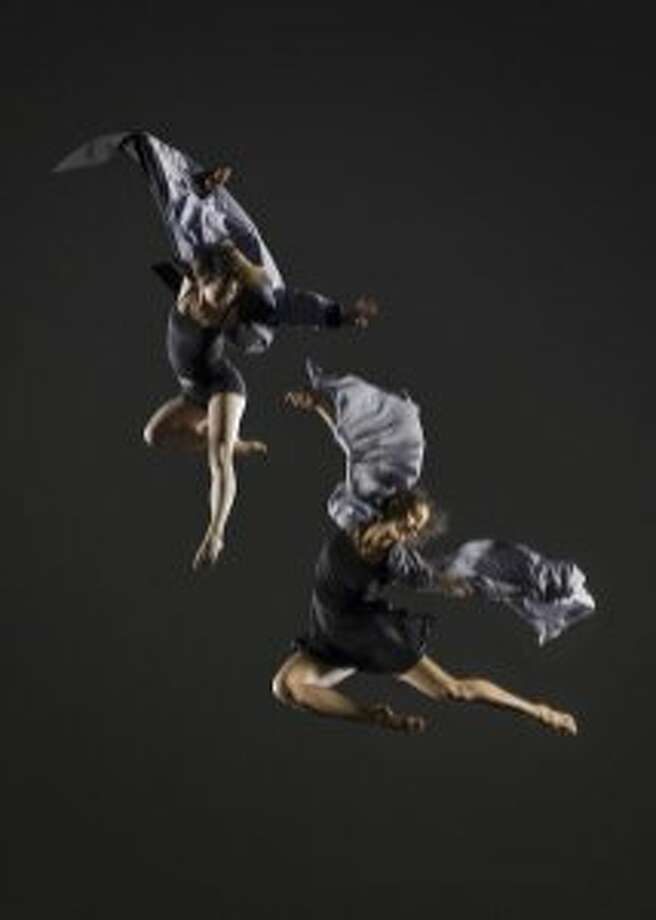Vivian Aragon and Alison Adnet in 'Speak, Angels' at YBCA Theater. Photo: RJ Muna