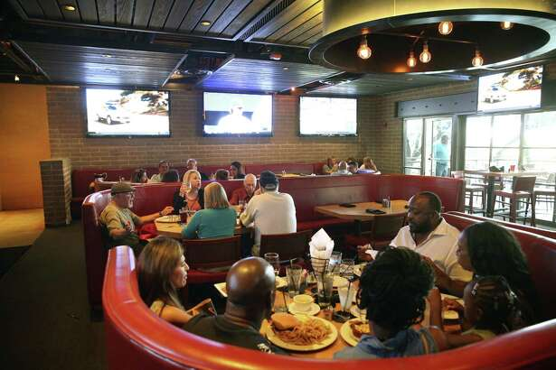 Cover 3, which Express-News' Readers' Choice readers voted tops for Sports Bar, serves Buffalo wings and flatbreads, crisp salads, burgers, seafood and USDA Choice and USDA Prime beef, and has 32 Tvs devoted to sports.