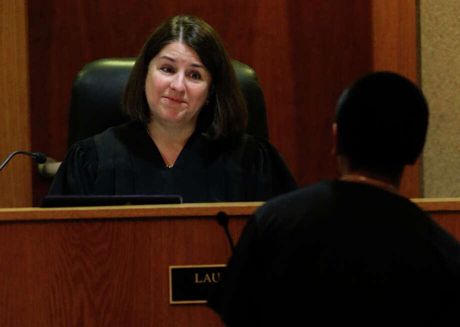 State District Judge Laura Parker runs Crossroads Girls Mental Health Court, which started in 2009, out of her 386th Juvenile District Court. Last year, Bexar County received a $249,980 grant from the Justice Department to create a court much like Crossroads, but for boys. That one could be launched  this year. Photo: San Antonio Express-News / File Photo / ©San Antonio Express-News/John Davenport