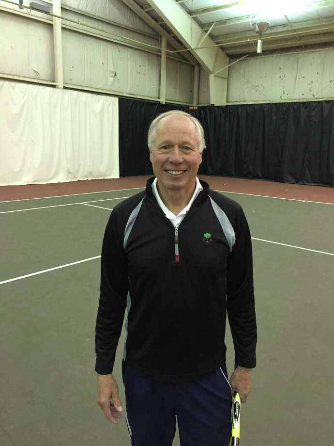Paul Gerken is former world-ranked tennis player from Norwalk. Photo: Contributed / Contributed Photo / Contributed photo