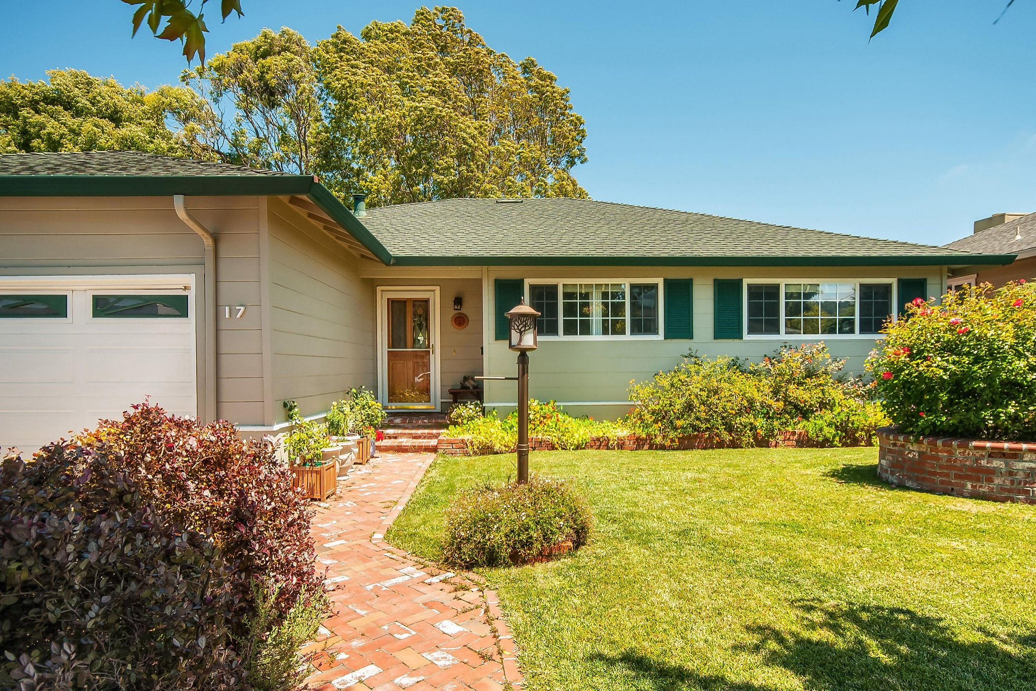 Three Bedroom Ranch Home In Corte Madera Open Sunday San