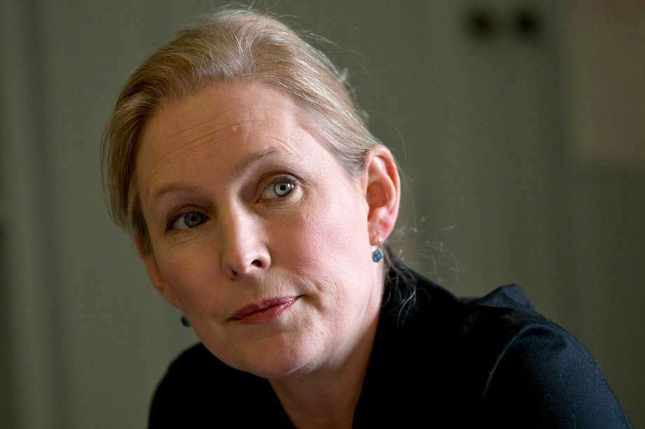 U.S. Sen. Kirsten Gillibrand (Associated Press)